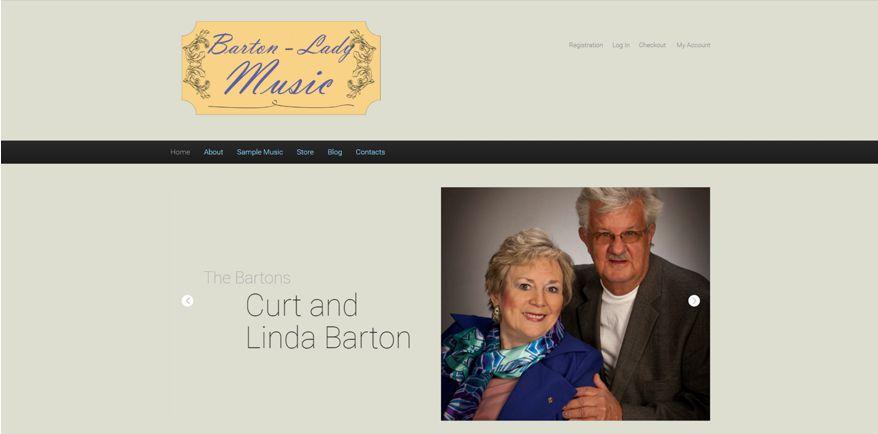 Barton Lady Music, Linda Barton, West Plains Missouri, Suit7 Development